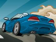 السيارة الرياضية السريعه