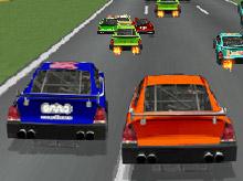 سباق السيارات الامريكية