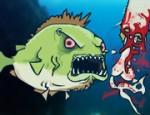 لعبة السمكة المتوحشة